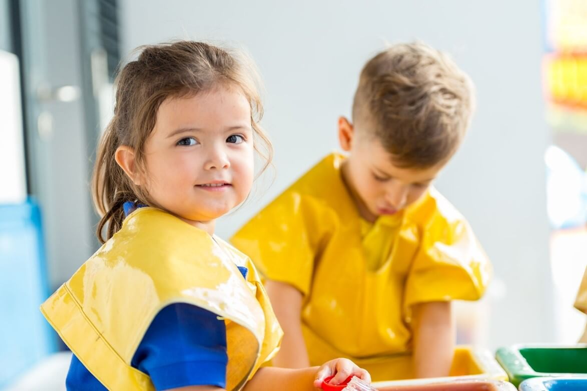 Hoàn thiện nhân cách của trẻ - Trường mầm non Quốc tế iBS