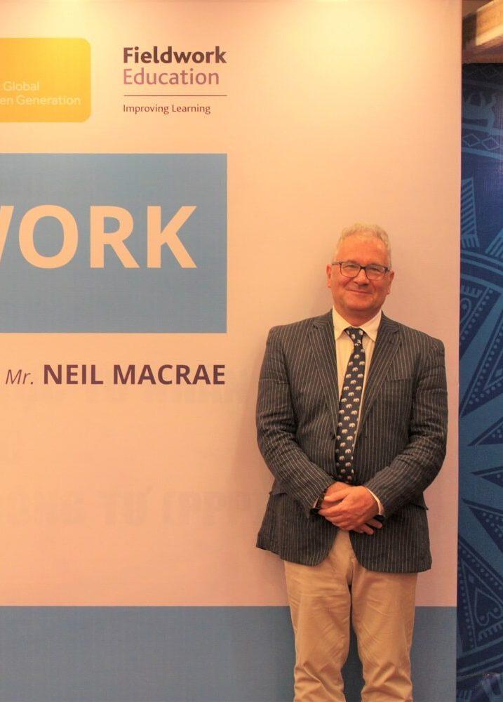 Hội thảo: Chia sẻ về chương trình mầm non Fieldwork Education từ chuyên gia giáo dục Neil Macrae