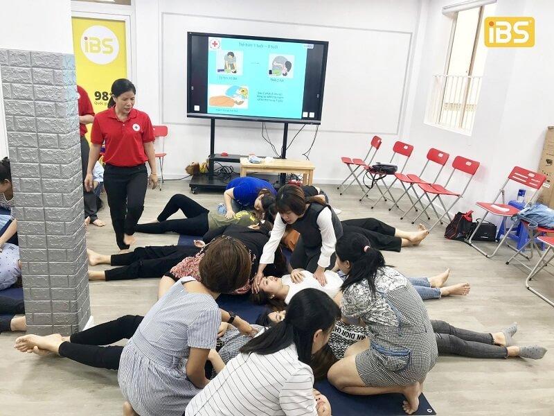 Tập huấn định kỳ giáo viên trường mầm non Quốc tế iBS – Tháng 9/2019