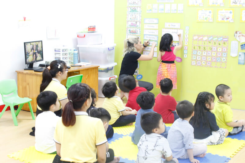 """Trường mầm non quốc tế iBS tổ chức ngày hội tổng kết chủ đề """"This Is Me"""""""